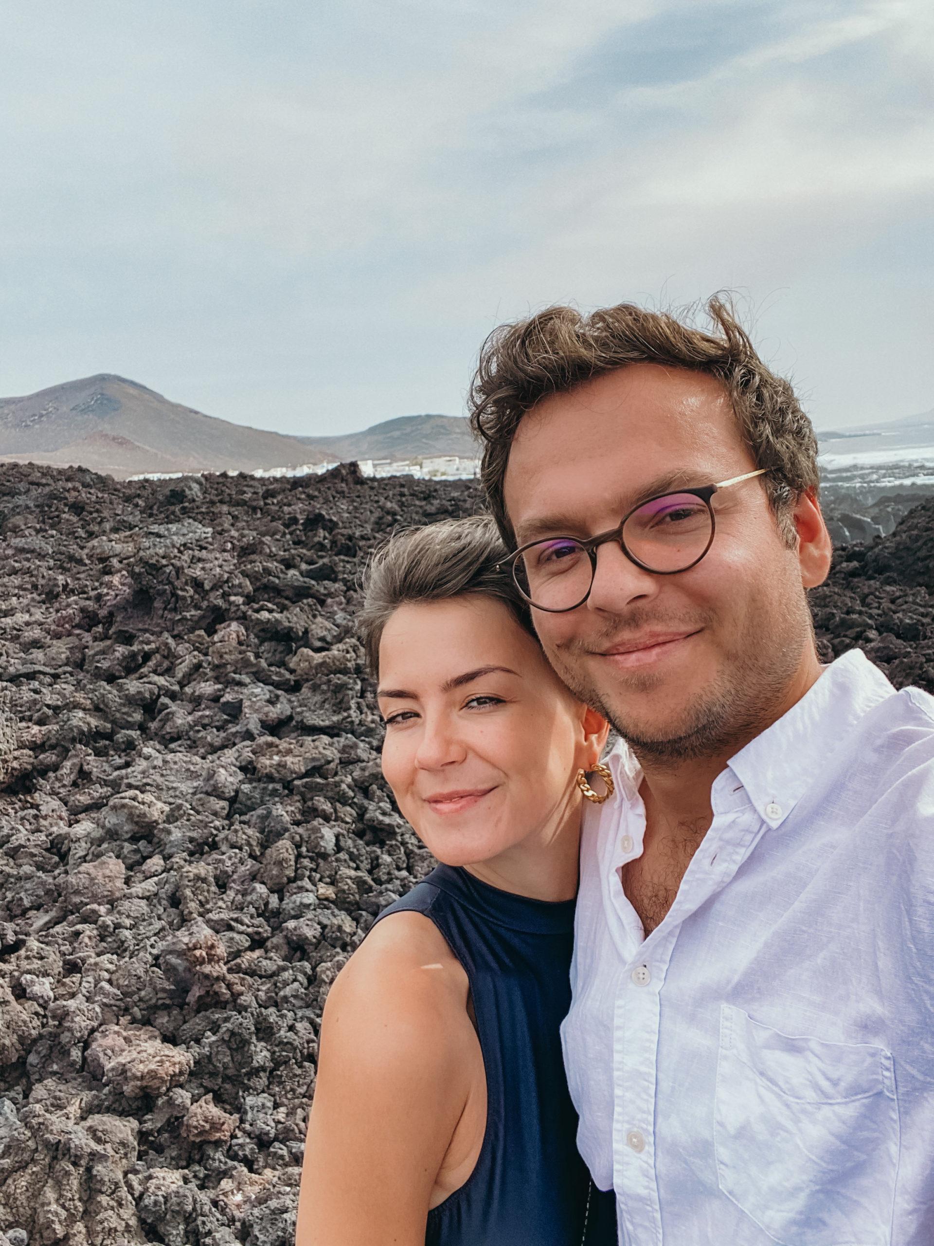 Piwari About - Johanna & Christoffer