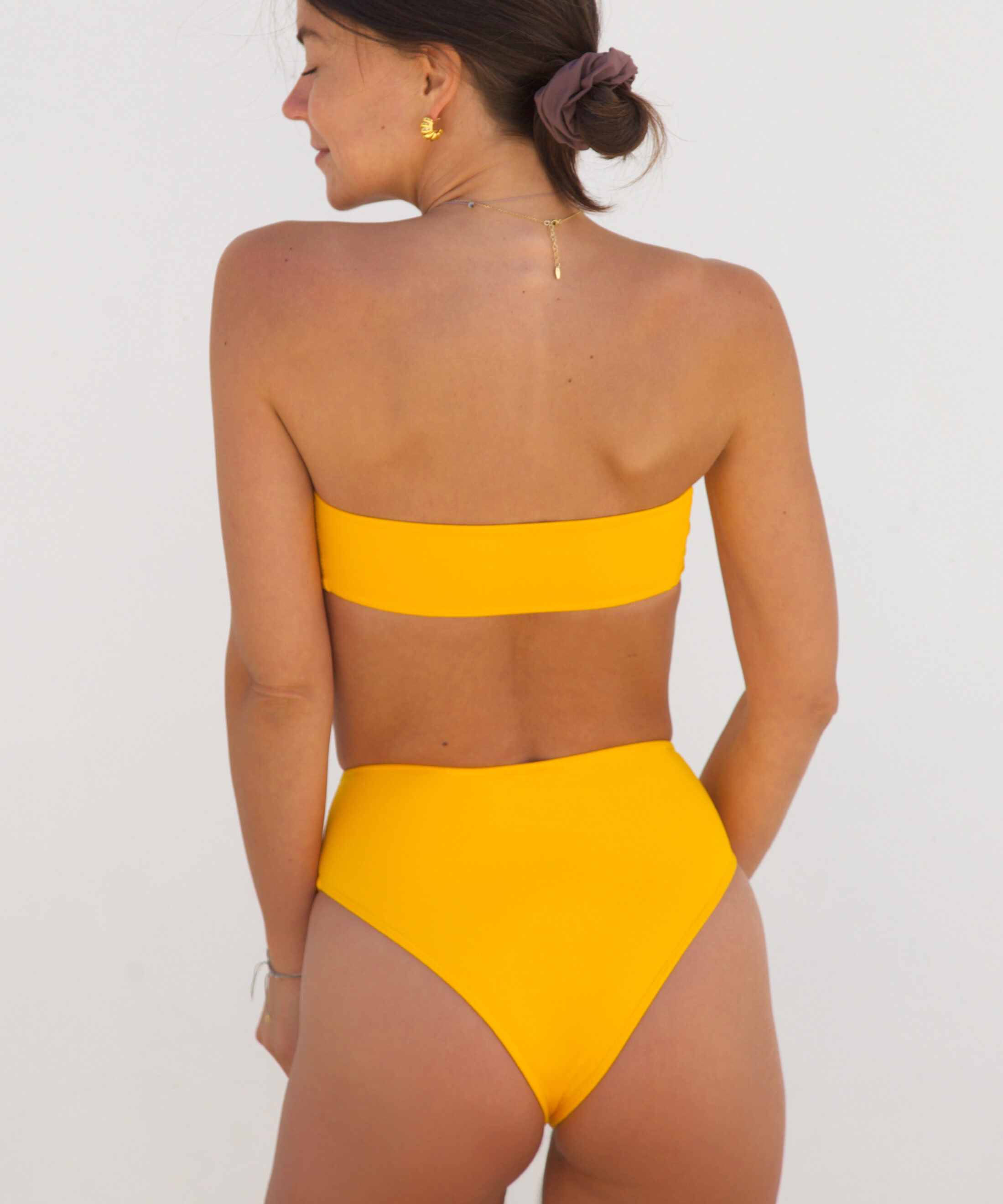 Piwari Sustainable Swimwear Bikini Empress Sprint Back
